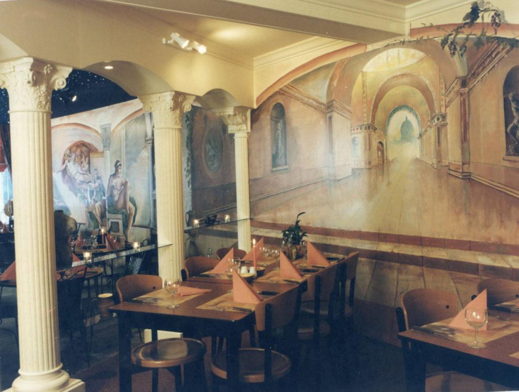 Restaurant D'Angelo Dokkum